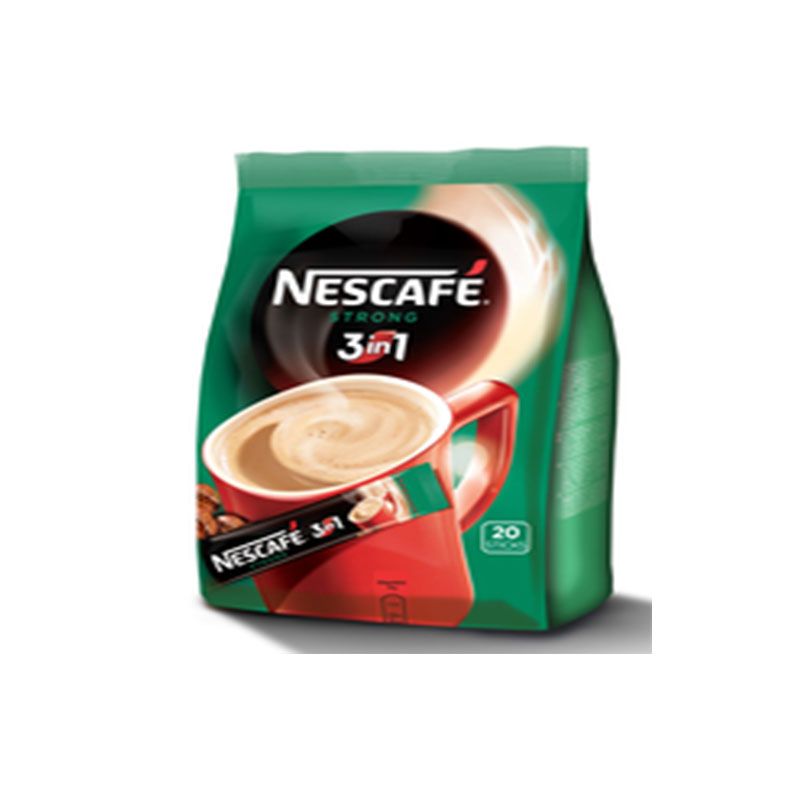 Nescafe 3in1 Strong 10pcs